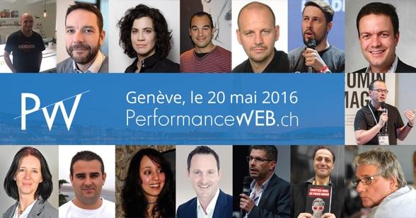 PerformanceWeb, le 20 mai 2016