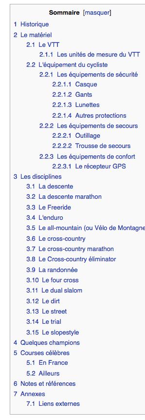 Wikipedia faut bien ça serve à autre chose